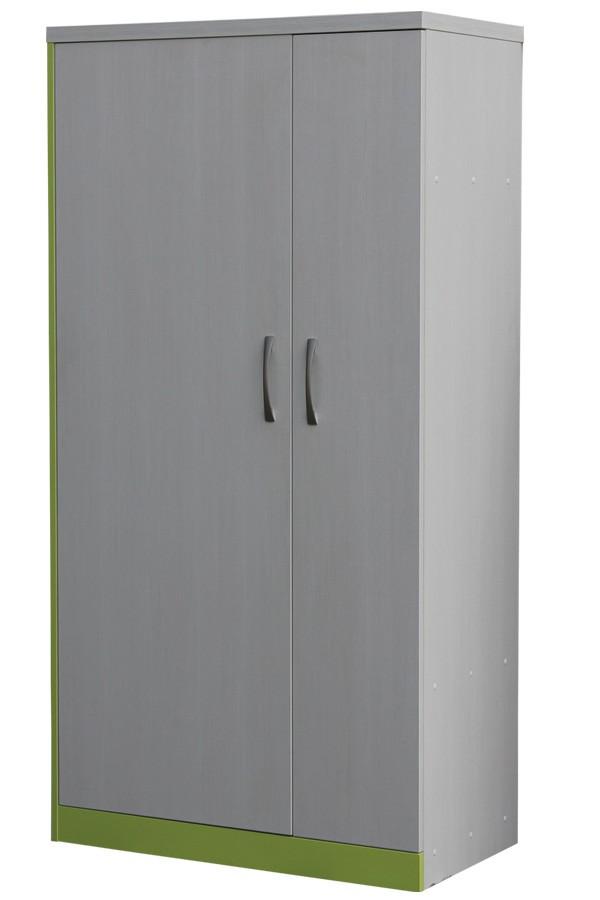 Skříň dvoudveřová CASPER, voština-lamno - C106