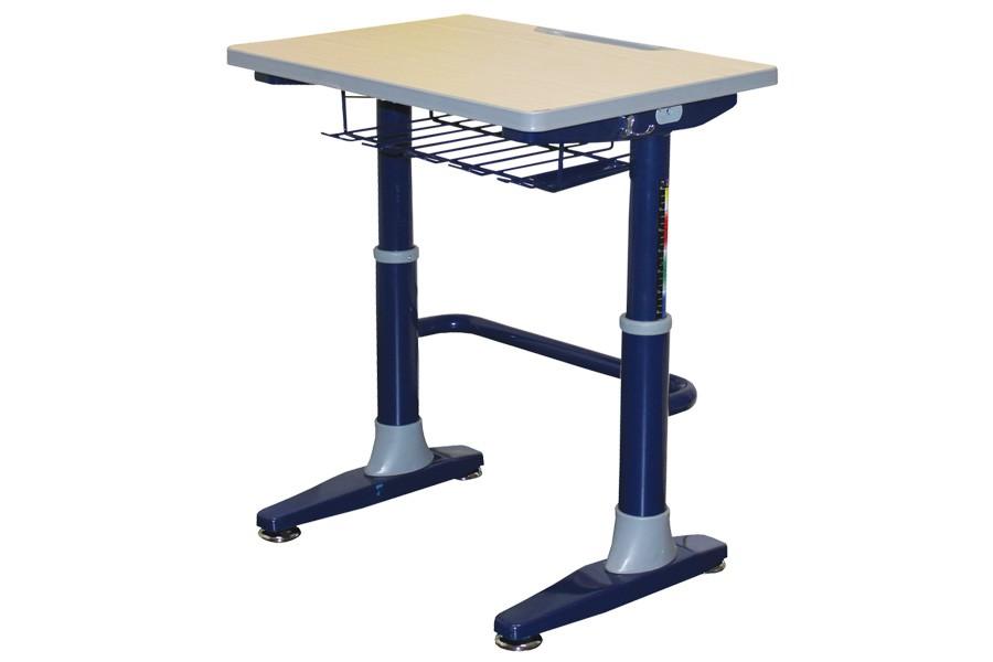 Bradop Psací stůl, Školní lavice, výškově stavitelná, LAVICE, KTERÁ ROSTE S DĚTMI C301