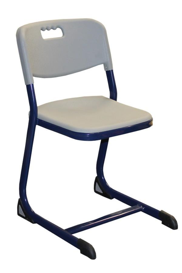 Židle, Školní židle, pevná VHODNÉ PRO ZAŘÍZENÍ ŠKOL - ZK034