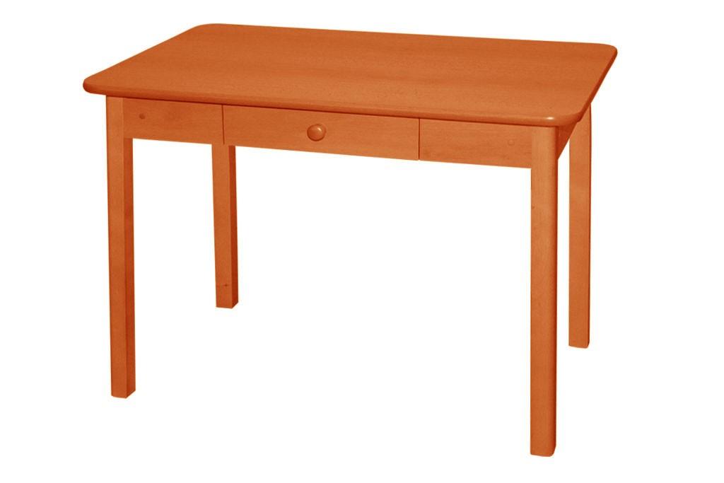 Jídelní stůl 60x90 PATRIK (šuplík) - S01
