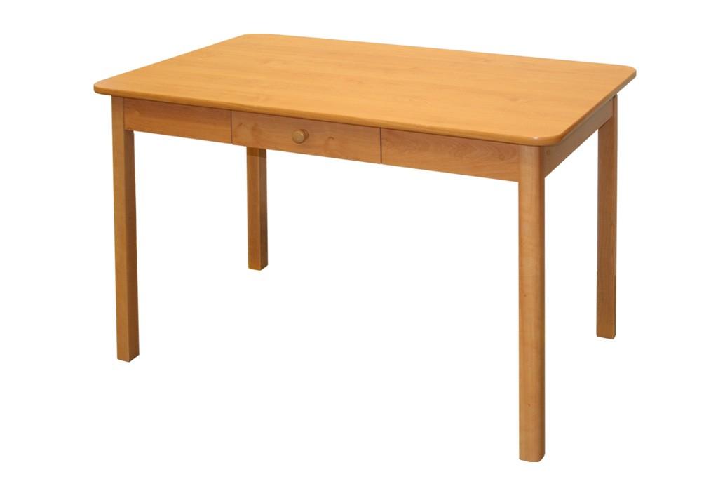 Jídelní stůl 70x110 MILOŠ (šuplík) - S02