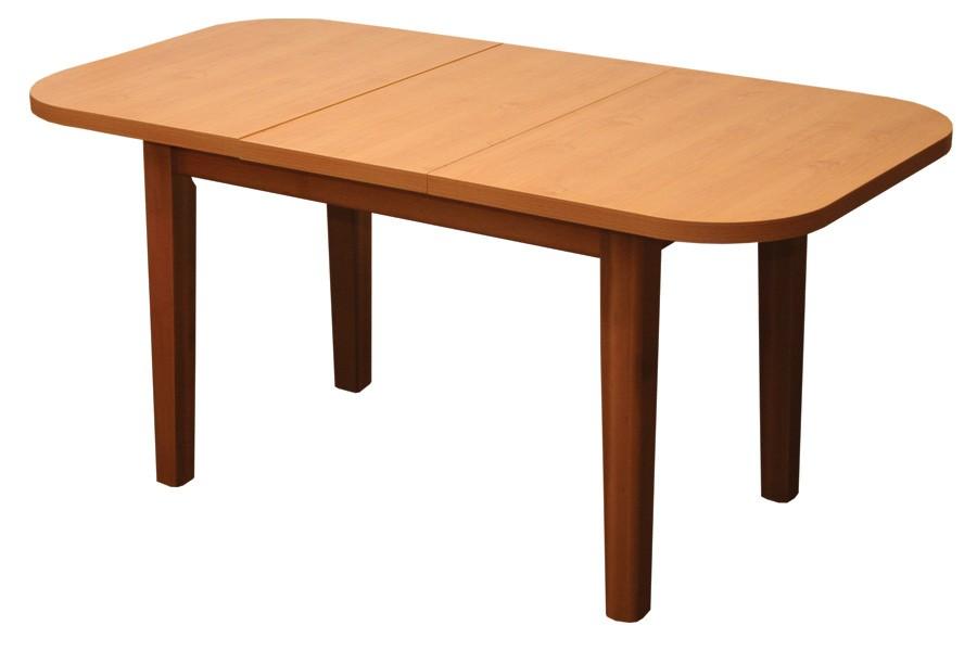 Jídelní stůl rozkládací ŠTEFAN oválný - S021