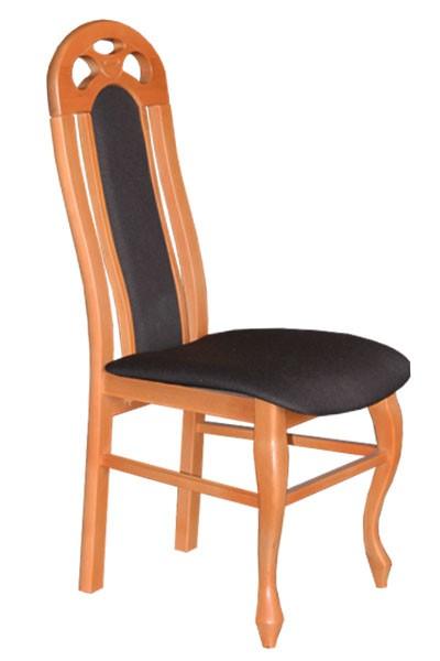 Dřevěná židle MARKÉTA, masiv buk - Z94
