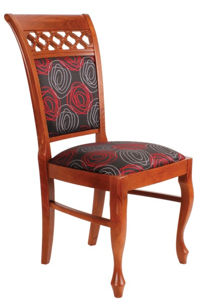 Dřevěná židle SLAVĚNA, masiv buk - Z99