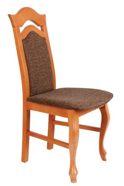 Dřevěná židle LJUBA, masiv buk - Z101
