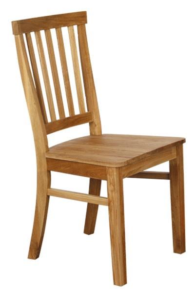Bradop Jídelní židle ALENA, masiv dub Z07
