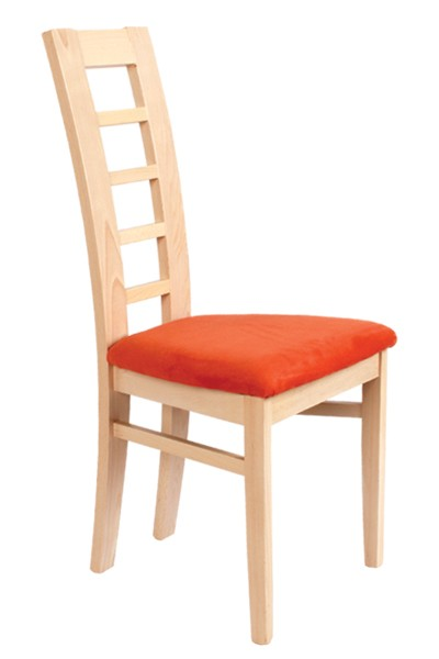 Dřevěná židle RADKA, masiv buk - Z44