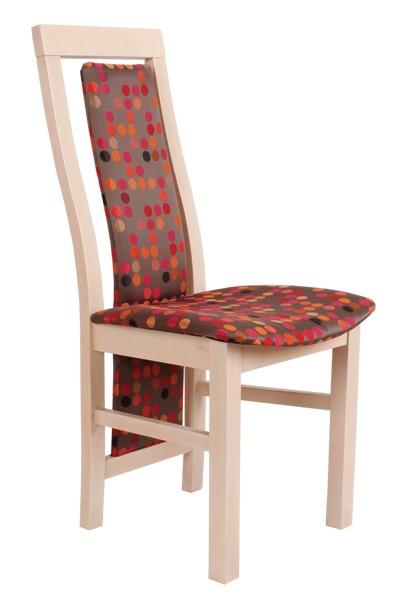 Dřevěná židle BLAŽENA, masiv buk - Z70