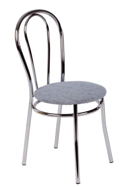Jídelní židle ANTONIE, chromovaná - Z82