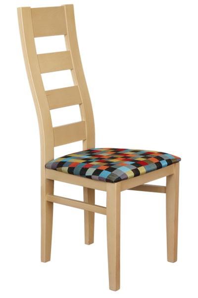 Jídelní židle ZDEŇKA, masiv buk - Z85