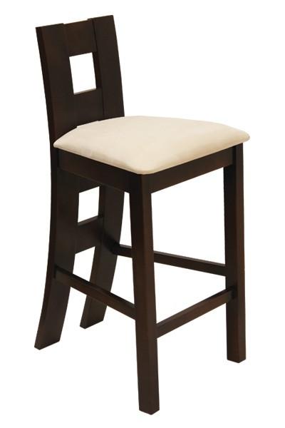 Barová židle NORA, masiv buk - Z89