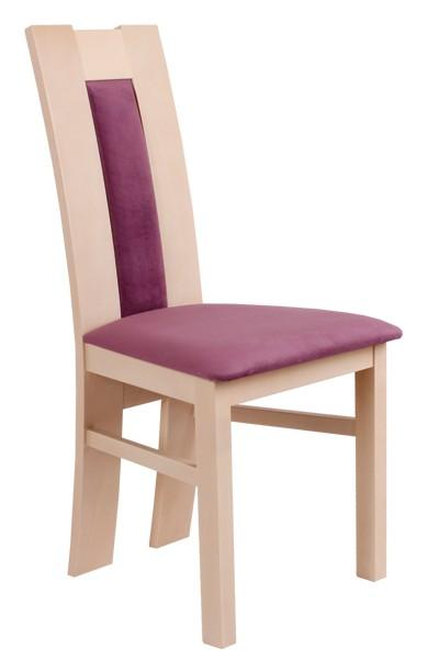 Dřevěná židle DOROTA, masiv buk - Z105