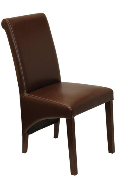 Židle LEONA, masiv buk - Z117