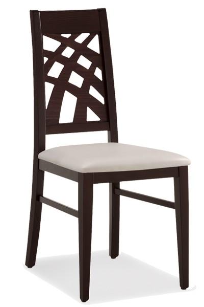 Dřevěná židle DOUBRAVKA, masiv buk - Z506