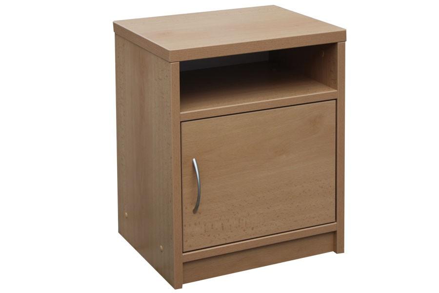 Noční stolek BENNY, lamino - L302