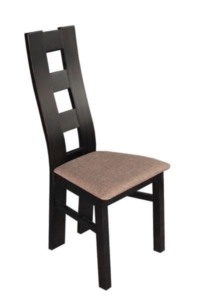 Dřevěná židle LÝDIE ergonomická, masiv buk - Z123