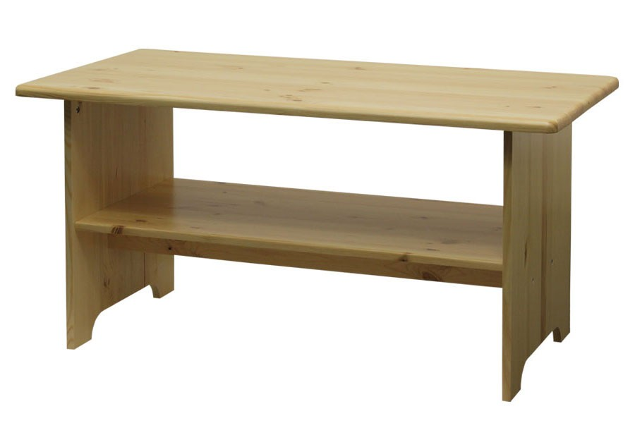 Konferenční stolek KAŠPAR, police - B301