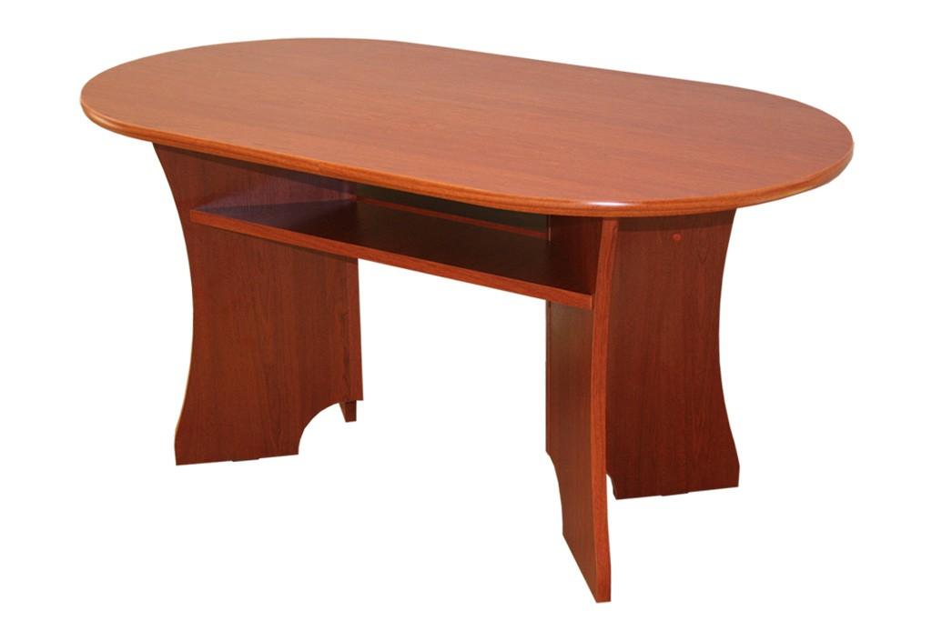 Konferenční stolek MARTIN - oválný - K01