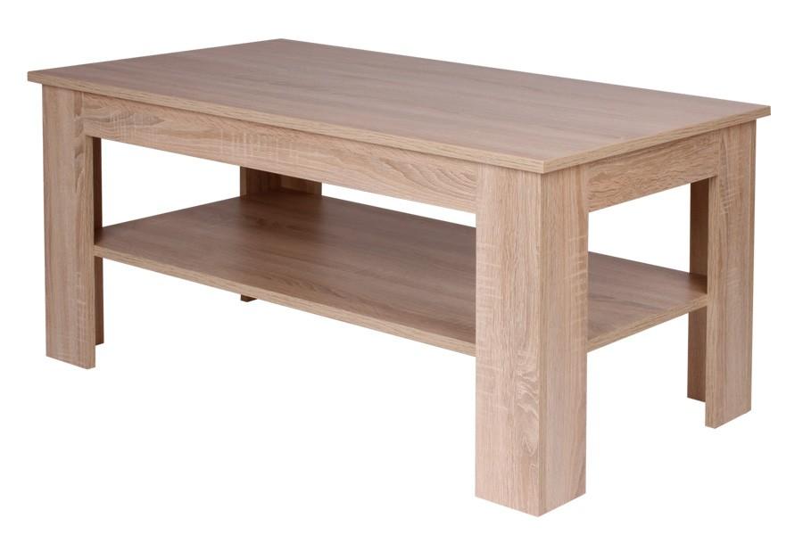 Konferenční stolek SILVESTR, obdélník - K127
