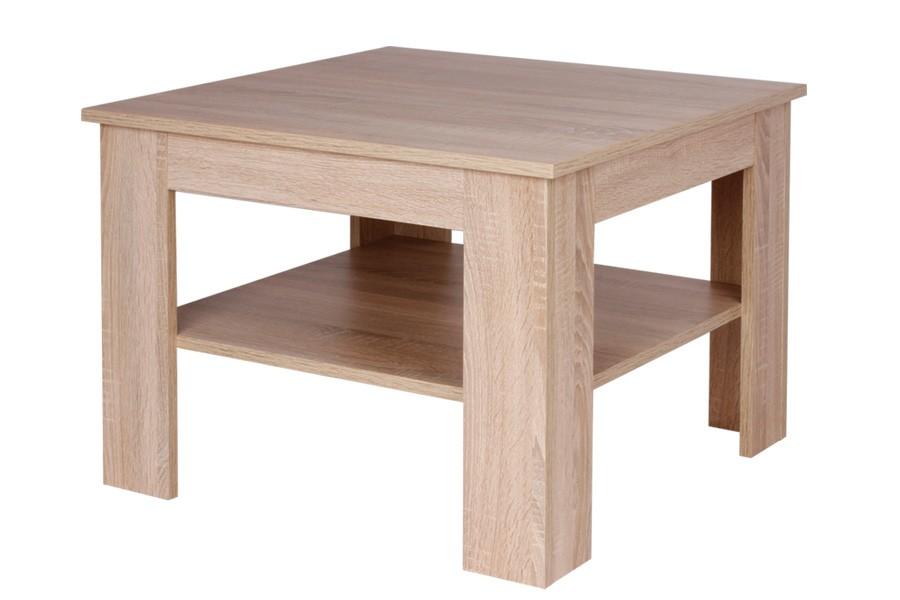 Konferenční stolek ŠIMON, čtvercový - K128