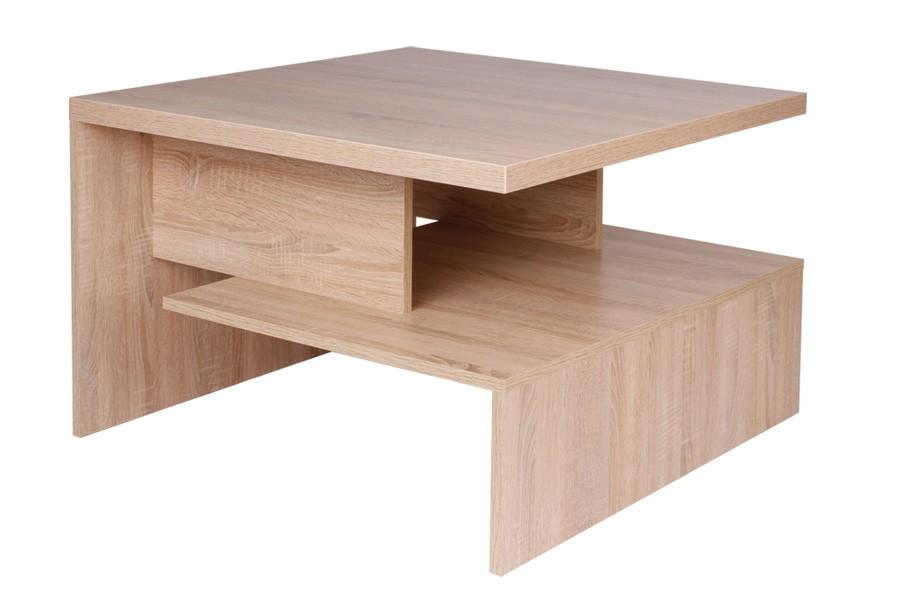Bradop Konferenční stolek DANIEL, čtvercový K130
