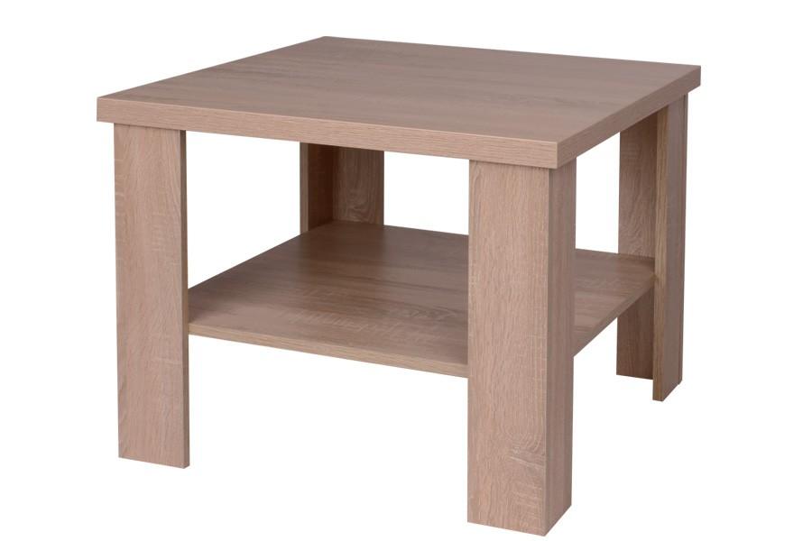 Konferenční stolek ALBERT, čtvercový - K133