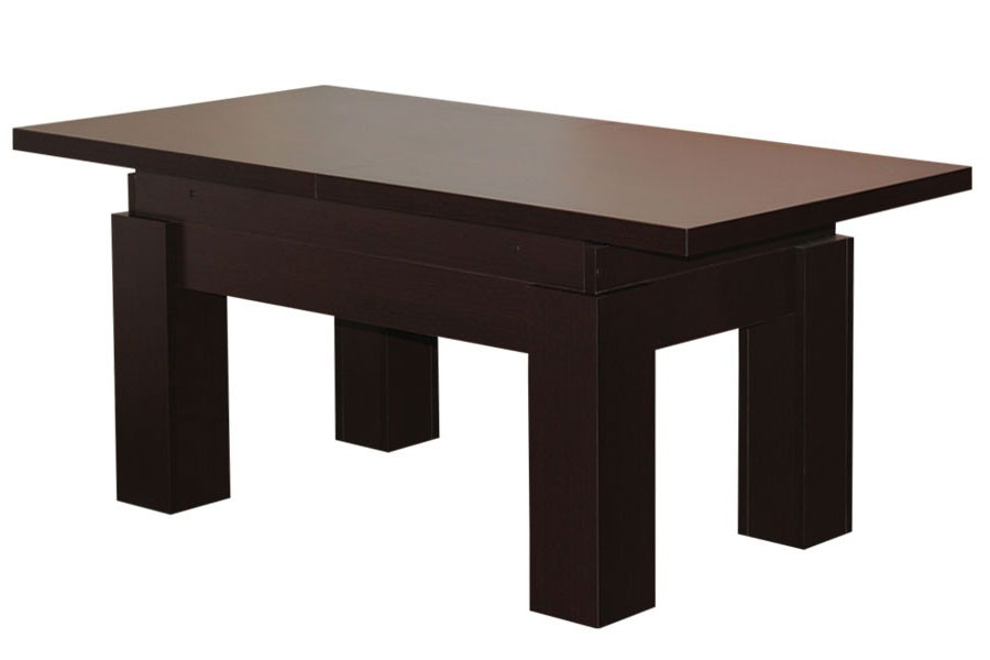 Bradop Konferenční stolek VOJTA, rozkládací a zvedací, buk K34