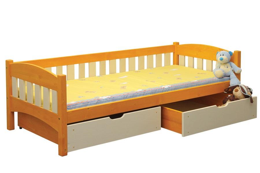 Dětská postel TEREZKA (90x200cm) - B436-90x200