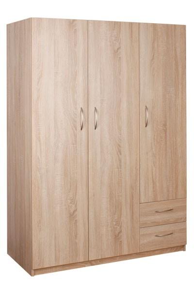 Šatní skříň, lamino - D34