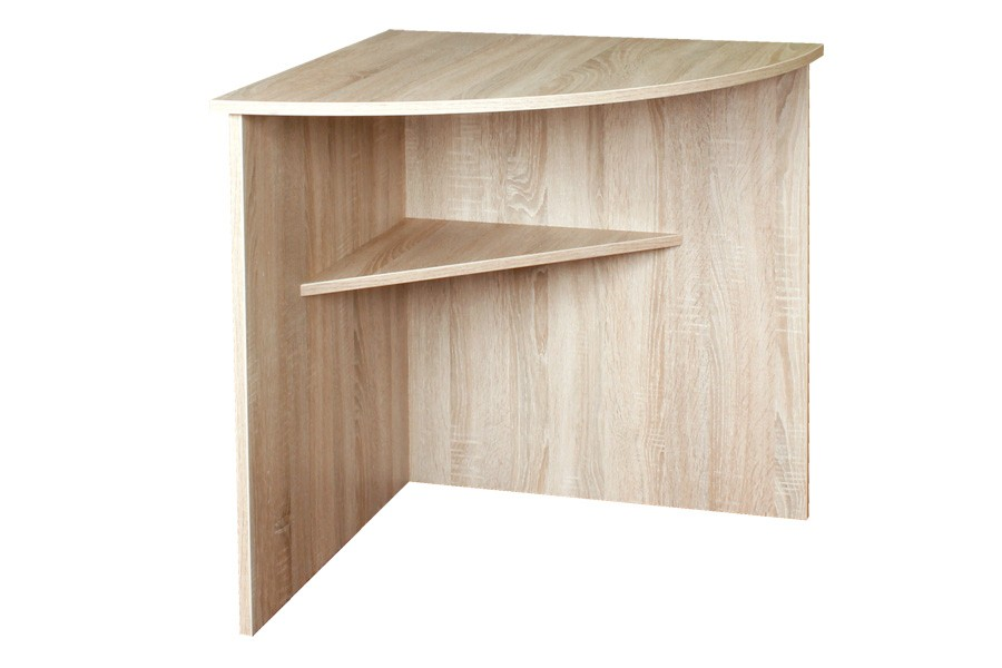 Bradop Rohový stůl 70x70 sestavy Office C543