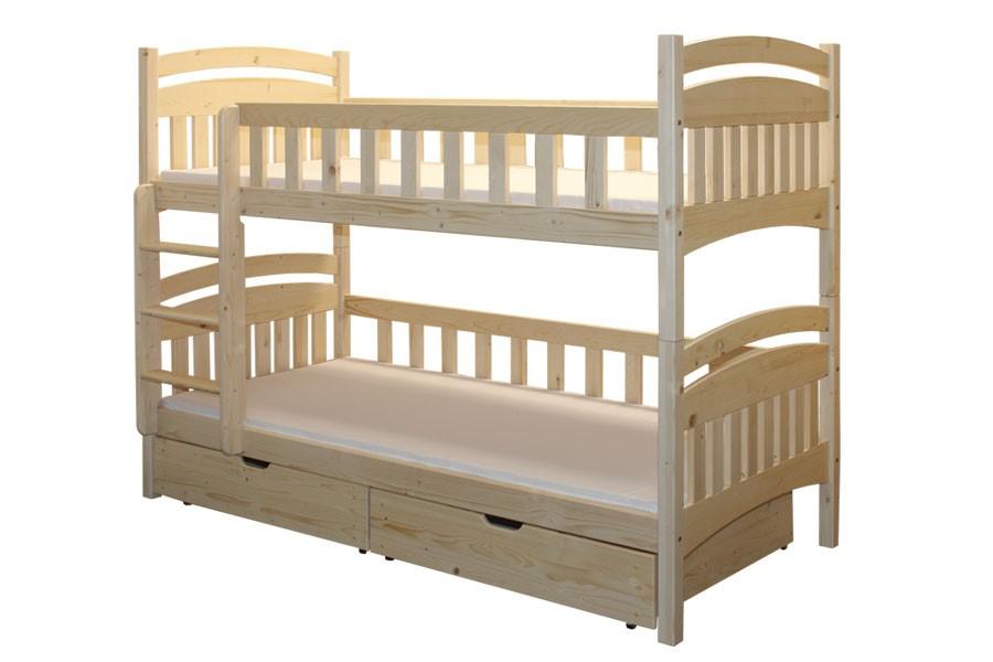 Bradop Patrová postel HONZÍK B402-90x200