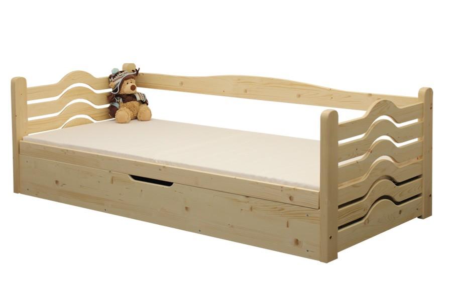 Dětská postel HELENKA (90x200cm) - B437-90x200
