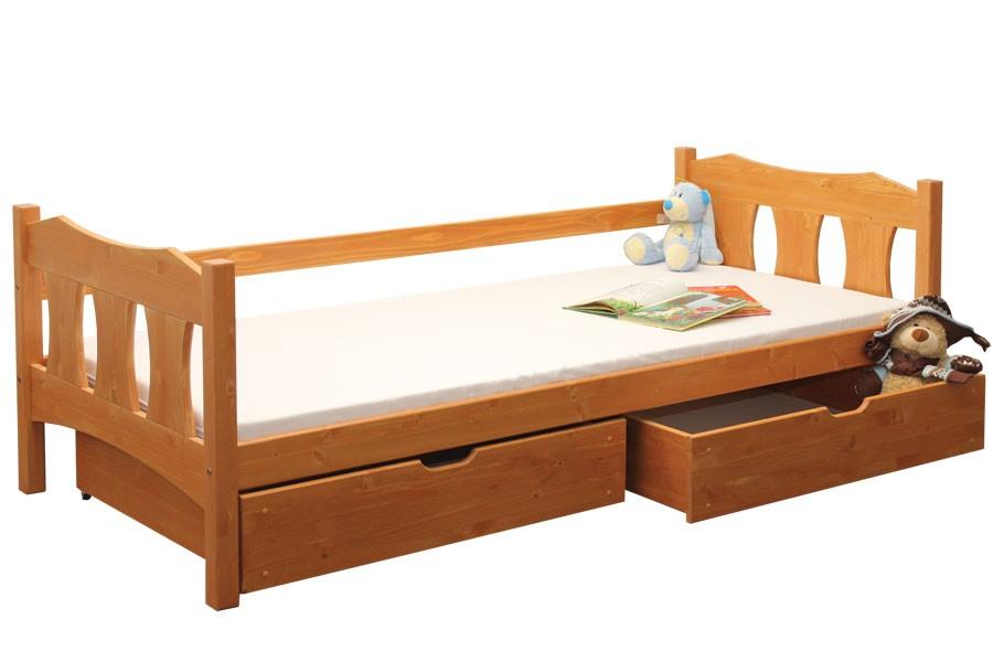 Dětská postel ALENKA (90x200cm) - B438-90x200