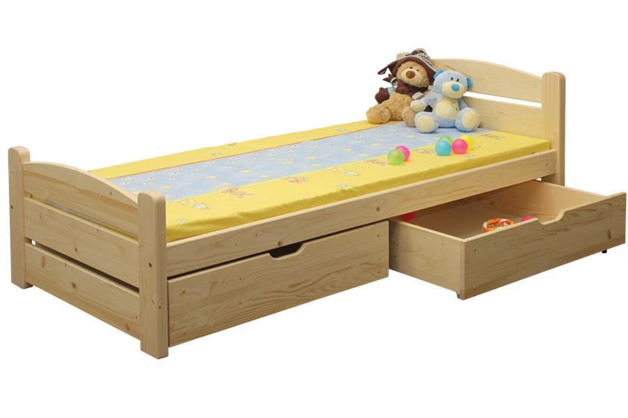 Dětská postel EMČA(90x200cm) - B439-90x200