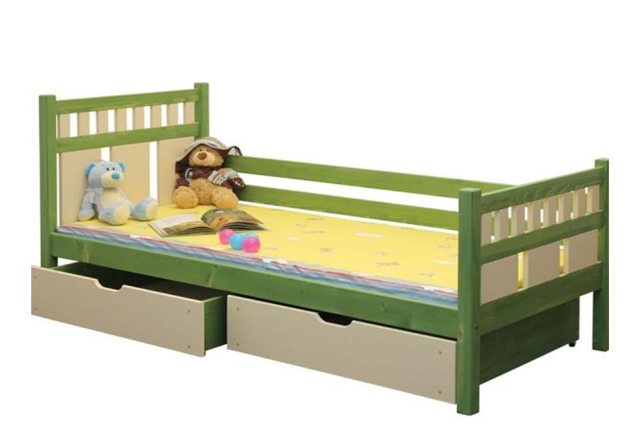 Dětská postel SIMONKA (90x200cm) - B440-90x200