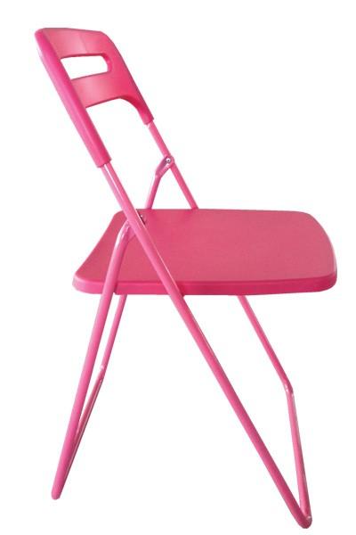 Židle IKA, kov - plast - Z606