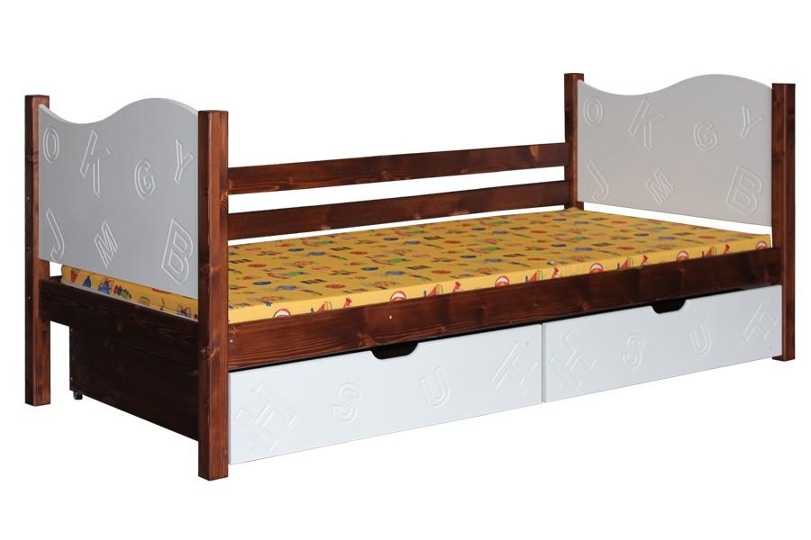 Dětská postel SÁRA (90x200cm) - B443-90x200