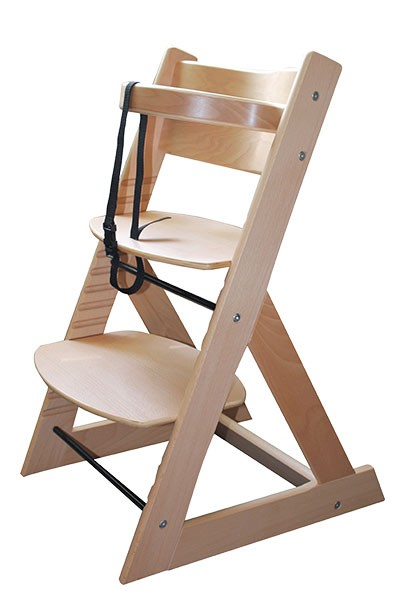 Bradop Dětská židle MAGDALÉNKA, krmící židlička Z521