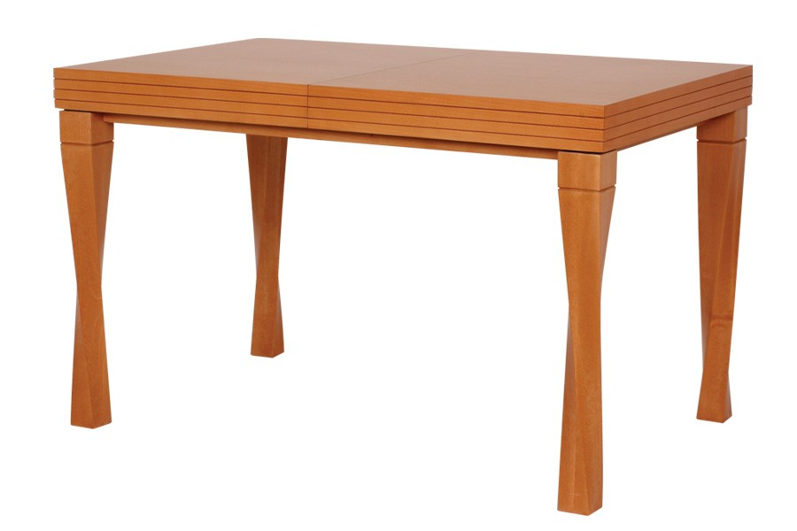 Jídelní stůl TREY, rozkládací 120/160x80 - S182