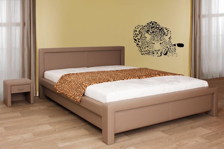 Čalouněná postel BEDŘIŠKA 160x200 - L080