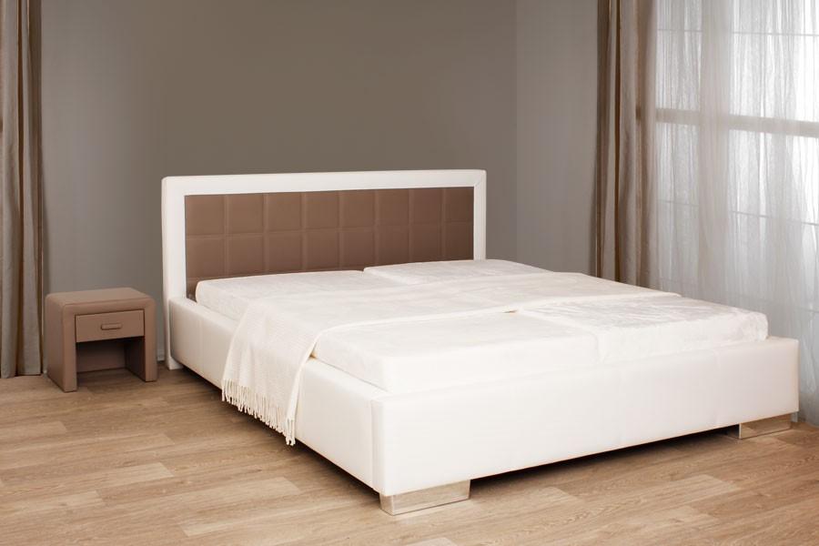 Čalouněná postel KORA 160x200 - L082