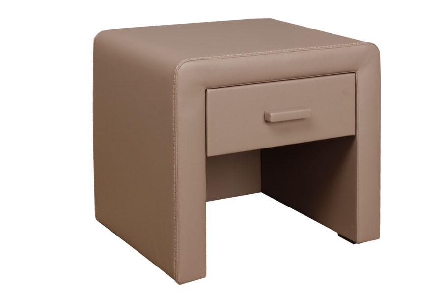 Čalouněný noční stolek - L085