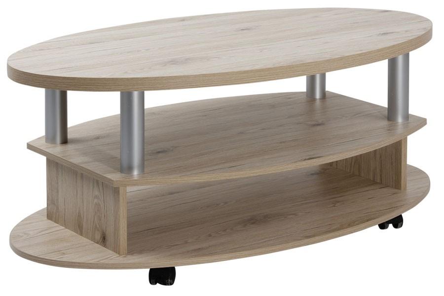Konferenční stolek Hugo - K166