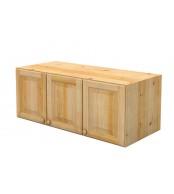 Nádstavec šatní skříně trojdveřový - B026