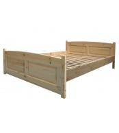 Manželská postel 180 x 200 - B079