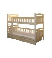 Patrová postel HONZÍK (základní provedení) - B402-80x180