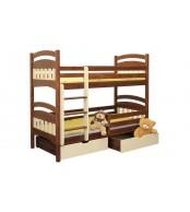 Patrová postel MATÝSEK (základní provedení) - B404-80x180