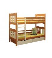 Patrová postel VOJTÍŠEK (základní provedení) - B407-80x180