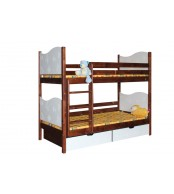 Patrová postel TIBOR (základní provedení) - B411-80x180