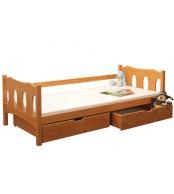 Dětská postel ALENKA (základní provedení) - B438-80x180
